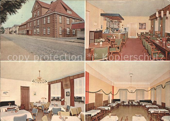Lensahn Hotel Lensahn Gastraeume Speisesaal Kat. Lensahn