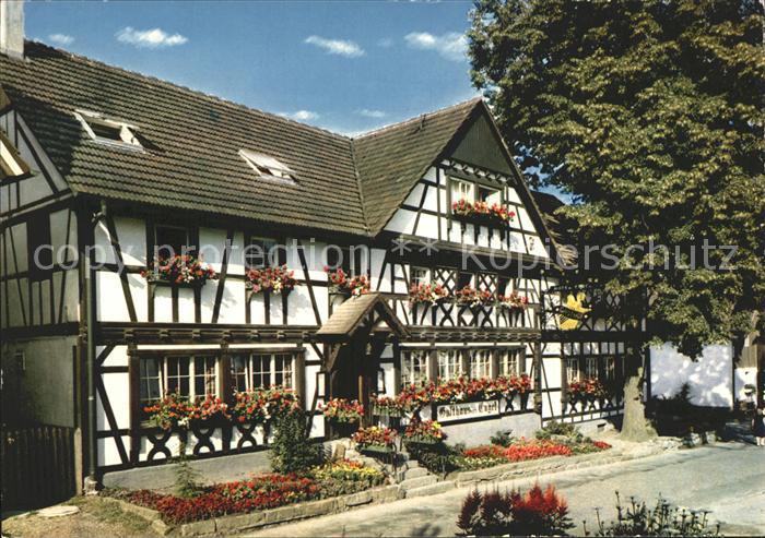 Sasbachwalden Gasthaus Engel Kat. Sasbachwalden