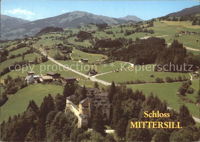 Mittersill Oberpinzgau Schloss Kat. Mittersill