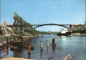 kg88343 Kiel Nord Ostsee Kanal Kat. Kiel