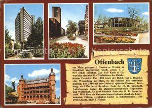 Offenbach Main  Kat. Offenbach am Main