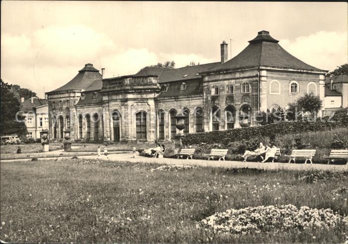 Gotha Thueringen Orangerie Kat. Gotha