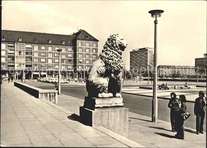 Dresden Am Rathaus Kat. Dresden Elbe