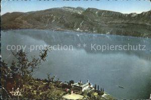 Chindrieux Lac du Bourget et Abbaye d`Hautecombe Kat. Chindrieux