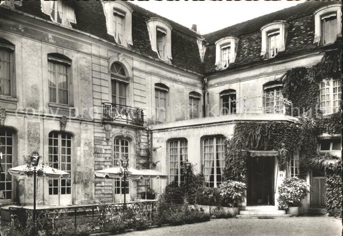Meaux Seine et Marne Hotel de la Sirene Kat. Meaux