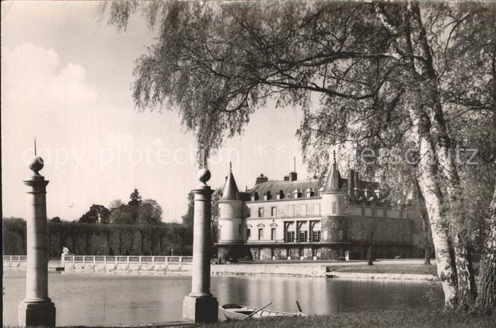 Rambouillet Chateau Kat. Rambouillet