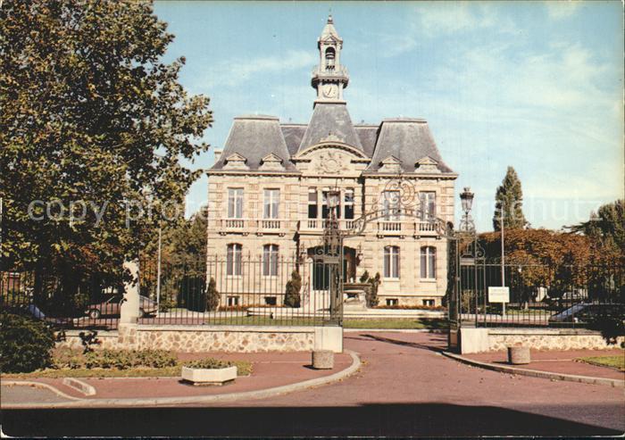 Le Vesinet Hotel du Ville Kat. Le Vesinet