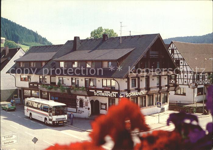 Hotel Restaurant Schwanen Glatten