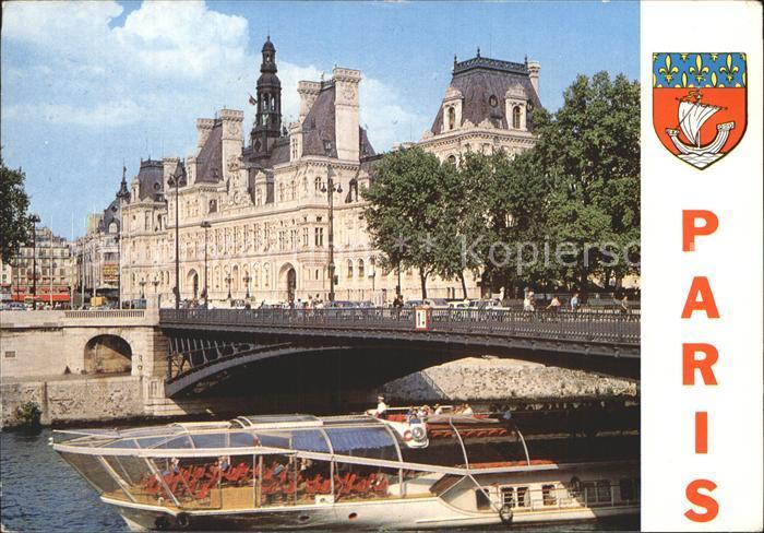 Paris Hotel de Ville Kat. Paris