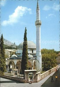 Mostar Moctap Mosquee Kat. Mostar