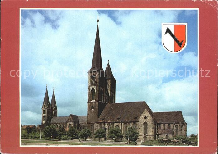 Halberstadt Martinikirche und Dom Kat. Halberstadt