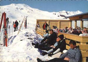 Wald Pinzgau Skigebiet Koenigsleitern Kat. Wald im Pinzgau