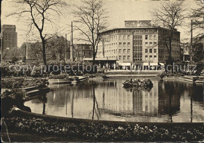 Koeln Rhein Friedrich  Ebert  Platz Kat. Koeln