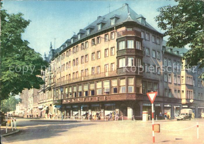 Zwickau Sachsen Robert Schumann Stadt Kat. Zwickau