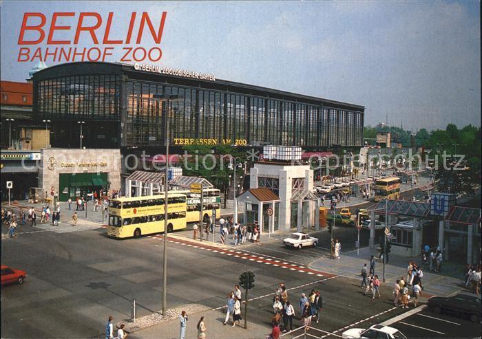 Berlin Bahnhof Zoo Kat Berlin Nr Ks00033 Oldthing