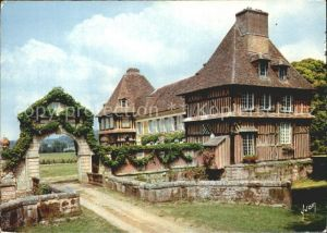 Breuil Somme Chateau Manoirs Normands  Kat. Breuil