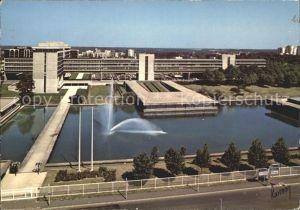 Evry Essonne Prefecture  Kat. Evry