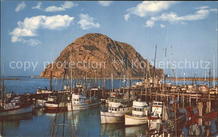 Morro Bay Hafen Kat. Morro Bay