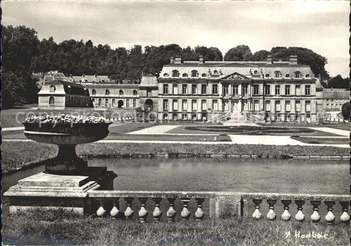 Dampierre le Chateau Chateau Kat. Dampierre le Chateau
