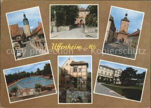 Uffenheim  Kat. Uffenheim
