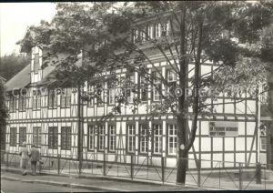 Gotha Thueringen Oberschule Dr. Theodor Neubauer Kat. Gotha