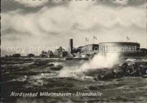 Wilhelmshaven Strandhalle Kat. Wilhelmshaven