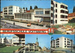 Voitsberg Steiermark Landesberufsschule Teilansichten Kirche Kat. Voitsberg