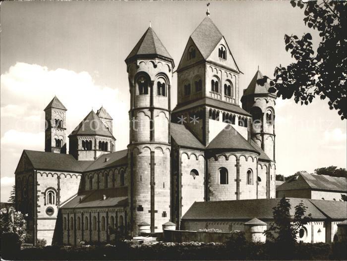 Maria Laach Glees Basilika / Glees /Ahrweiler LKR
