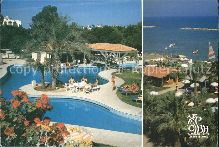 Larnaca Palm Beach Hotel Kat. Larnaca Cyprus