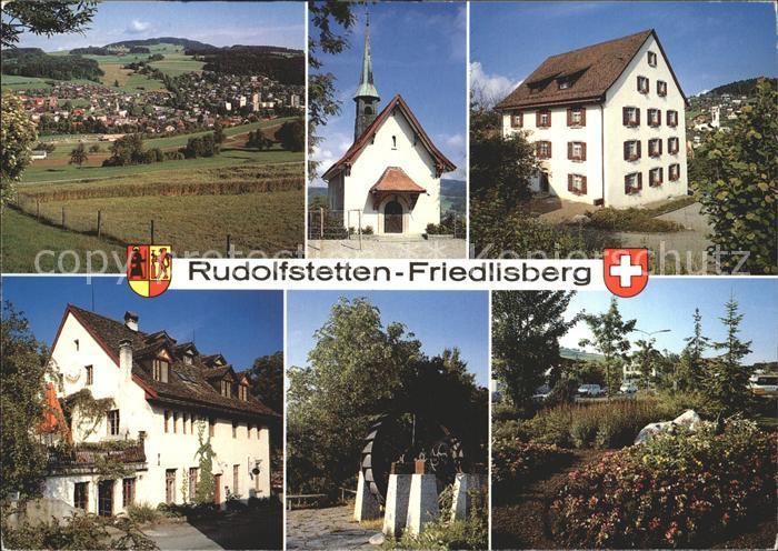 Rudolfstetten Friedlisberg Kat. Rudolfstetten