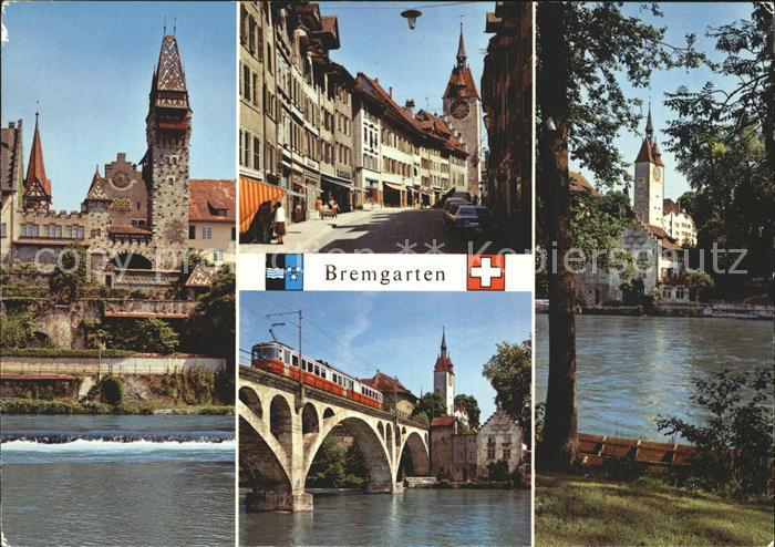 Bremgarten AG  / Bremgarten /Bz. Bremgarten