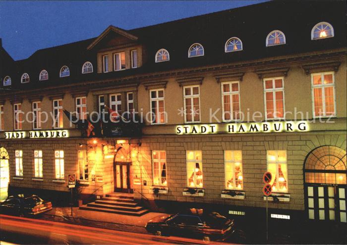 Hotel Stadt Hamburg Uelzen