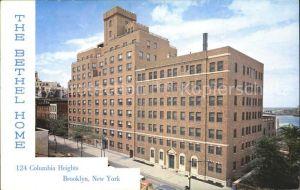 Brooklyn New York Bethel Home Kat. Brooklyn