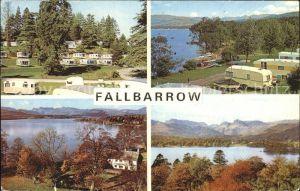 Windermere Bowness South Lakeland Fallbarrow Caravan Park  Kat. South Lakeland