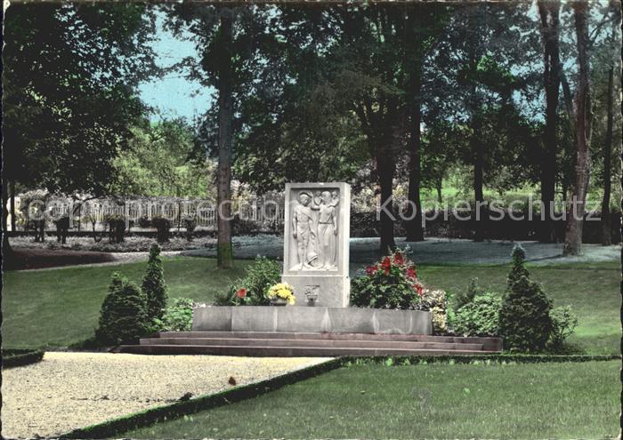Niederbronn les Bains Le Monument aux Morts Kat. Niederbronn les Bains