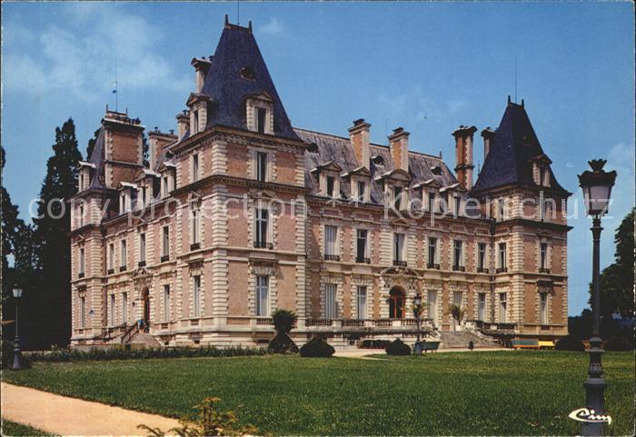 Halles Les Chateau Kat. Les Halles