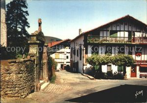 Sare Maisons basques Kat. Sare