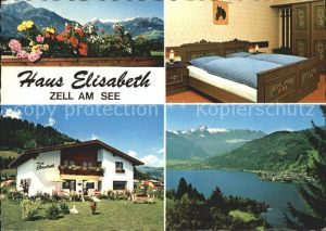 Zell See Haus Elisabeth Kat. Zell am See