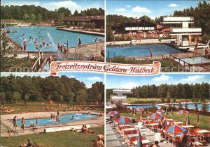 Walbeck Rheinland Freitzeitzentrum Schwimmbad Kat. Geldern