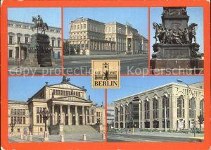Berlin Palais Unter den Linden Schauspielhaus Friedrichstadtpalast Kat. Berlin