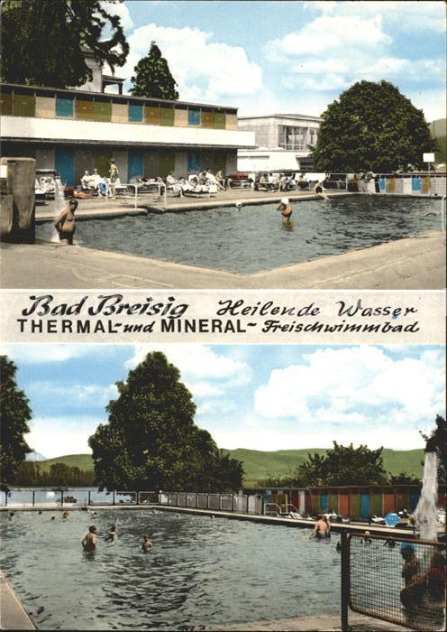 Bad Breisig Freibad Kat. Bad Breisig