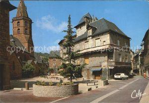 Marcillac Vallon Centre Ville  Kat. Marcillac Vallon
