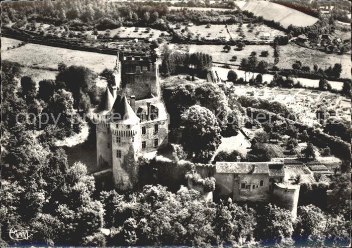 Nogent le Rotrou Chateau  Kat. Nogent le Rotrou