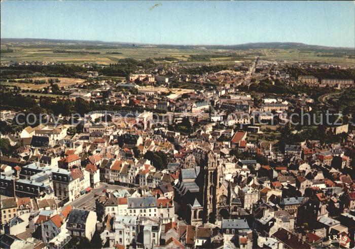 Pontoise  Val d Oise Cathedrale St Maclou Kat. Pontoise
