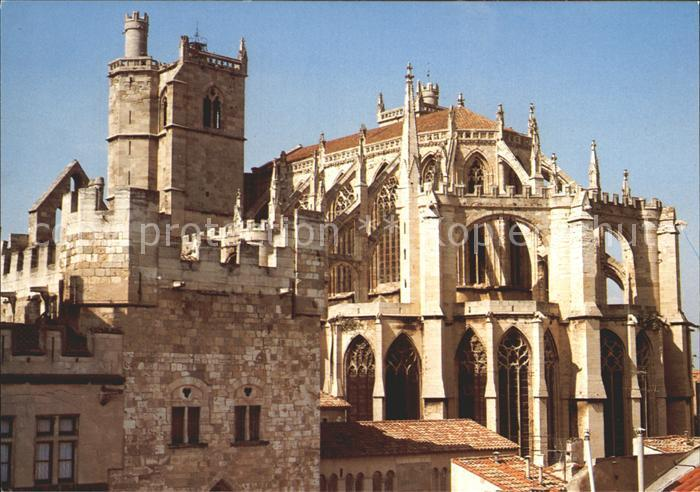 Narbonne Aude Cathedrale St. Just  Kat. Narbonne