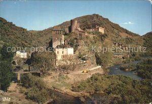 Brousse le Chateau Vallee du Tarn  Kat. Brousse le Chateau