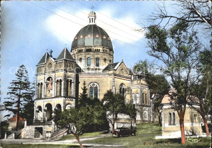 Saint Avold Basilique Notre Dame de Bon Secours Kat. Saint Avold