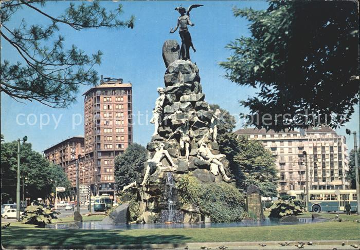 Torino Piazza Staturo Kat. Torino
