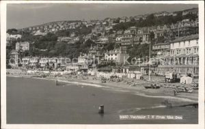 Ventnor Isle of Wight From the Sea / Isle of Wight /Isle of Wight