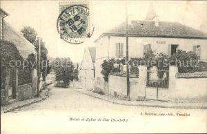 Bue Cher Mairie et Eglise / Bue /Arrond. de Bourges